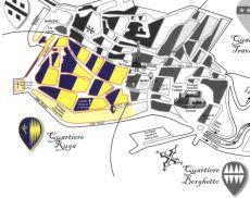 La carta territoriale della Ruga