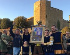 La Ruga vince la Sagra del Tordo 2019