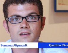 Francesco Ripaccioli, il vicepresidente del Quartiere Pianello