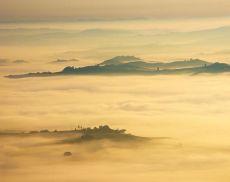 """Quiete in Val d'Orcia, lo scatto di Andrea Rabissi, vincitore sezione fotografica """"Premio Casato Prime Donne"""" 2013"""