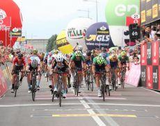 Una tappa del Giro d'Italia Under 23