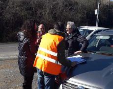 Partiti i lavori sulla Cassia nel tratto compreso tra Torrenieri e Buonconvento