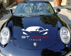 Un weekend in cui le Porsche saranno protagoniste nel territorio di Montalcino