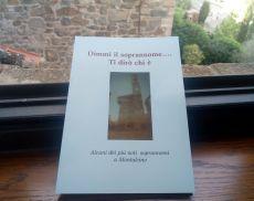 Il libro che include alcuni dei più noti soprannomi a Montalcino