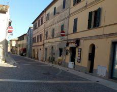 Via Romana a Torrenieri