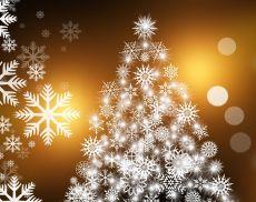 Una cartolina di Natale