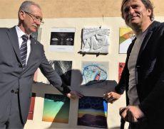 Patrizio Cencioni e Alex Zanardi