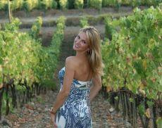 Natalie Oliveros, proprietaria de La Fiorita (Montalcino)