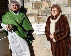 Don Antonio e Franca Guerrini