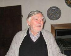Diego Molinari, ex comandante Alitalia e per 38 anni proprietario de La Cerbaiona