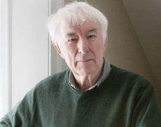 Seamus Heaney, poeta irlandese Premio Nobel per la letteratura nel 1995