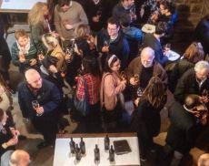 Quaranta persone hanno partecipato all'incontro con Mateja Gravner in Fortezza