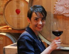 Il presidente del Movimento Turismo del Vino Toscana, Violante Gardini