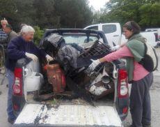 Il decoro e la pulizia dei boschi è uno degli obiettivi della Festa del Paesaggio