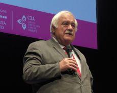 Attilio Scienza, presidente della Summer School Sanguis Jovis