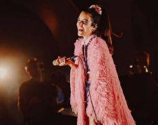 La cantautrice Levante si esibirà in Piazza Duomo a Milano durante Vogue for Milano 2019