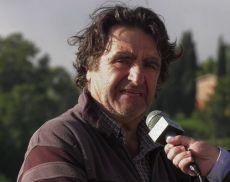 Maurizio Tornesi, proprietario dell'omonima azienda di Brunello