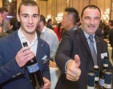 Giancarlo e Giovanni Pacenti. La loro cantina è al primo posto nella classifica 2019 di James Suckling (foto: jamessukling.com)