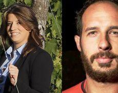 Viola Gorelli e Jacopo Caporali sono in candidati a presidente e governatore di Ruga e Borghetto