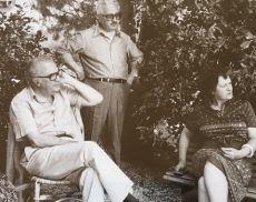 Federico Fellini alla Fattoria dei Barbi