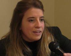 Viola Gorelli, presidente della Ruga