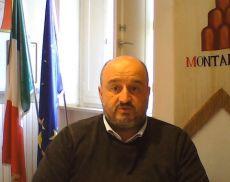 Il sindaco di Montalcino Silvio Franceschelli
