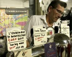 L'Ensemble di Montalcino, la birra era presente alla manifestazione di Buonconvento