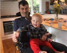 Stefano Guidi, ex enologo che appena trasferitosi in Nuova Zelanda, dopo essere diventato padre, è stato colpito dalla SLA