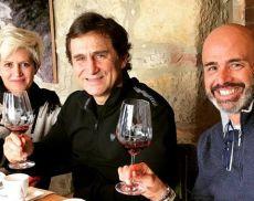 Alex Zanardi a Montalcino per un progetto benefico