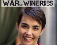 Violante Gardini al reality show War of Wineries