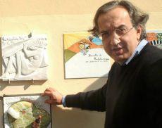 Sergio Marchionne a Montalcino