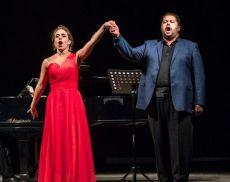 Celso Albelo al Teatro degli Astrusi di Montalcino - 2018