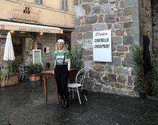 Domenica L'Eroica è passata per Montalcino
