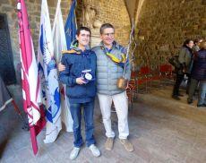 Michele Marconi e Giampaolo Pierangioli