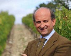 Lamberto Frescobaldi, alla guida di Marchesi de' Frescobaldi, proprietari della tenuta Castelgiocondo a Montalcino