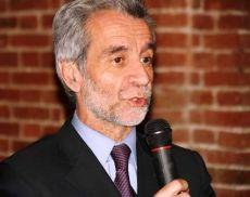 Claudio Galletti, sindaco di Castiglione d'Orcia