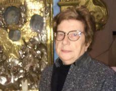 Franca Guerrini, priore del Santuario della Madonna del Soccorso