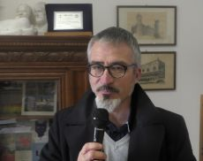 Michelangelo Lorenzoni, vicepreside del Liceo Linguistico Lambruschini