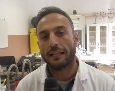 Luca Pastorelli, fiduciario dell'Istituto Professionale Agrario Bettino Ricasoli