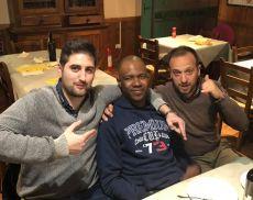 Kané si è inserito benissimo a Montalcino adesso ha un lavoro ed è un punto di forza degli amatori del S.Angelo