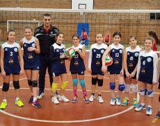 La squadra Under 12 della Libertas Montalcino