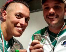 Marcella Tonioli e Federico Pagnoni