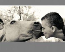 """Claudio Fabbri, autore di """"Cavallo più bello"""""""
