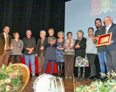 200 anni di Filarmonica a Montalcino. Un momento delle premiazioni