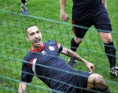 Camillo Bindi è attualmente il capocannoniere del torneo
