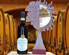 Brunello di Montalcino Vigna Loreto 2013 Mastrojanni ha ottenuto il premio Migliore espressione della tradizione