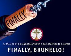 Finally Brunello