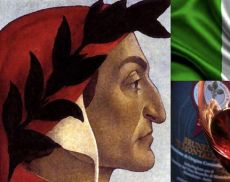 Dante Alighieri e il Brunello di Montalcino