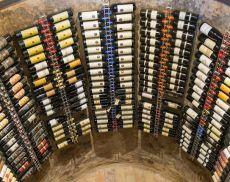 Bottiglie di Brunello di Montalcino