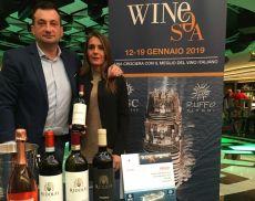 La cantina Ridolfi è stata selezionata per partecipare a Wine & Sea